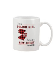POLISH GIRL LIVING IN NEW JERSEY WORLD Mug thumbnail