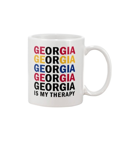 GEORGIA IS MY THERAPY