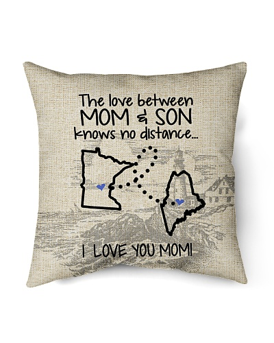 MAINE MINNESOTA THE LOVE MOM AND SON