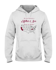 KENTUCKY CALIFORNIA THE LOVE MOTHER AND SON Hooded Sweatshirt thumbnail
