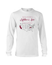 KENTUCKY CALIFORNIA THE LOVE MOTHER AND SON Long Sleeve Tee thumbnail