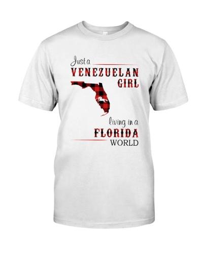 VENEZUELAN GIRL LIVING IN FLORIDA WORLD