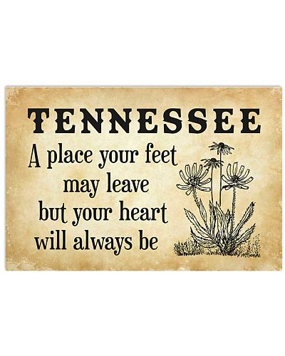 TENNESSEE A PLACE YOUR HEART WILL ALWAYS BE