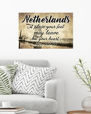 NETHERLANDS A PLACE YOUR HEART REMAINS 24x16 Poster poster-landscape-24x16-lifestyle-01