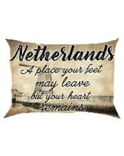 NETHERLANDS A PLACE YOUR HEART REMAINS Rectangular Pillowcase thumbnail