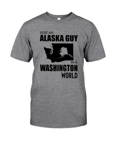JUST AN ALASKA GUY IN A WASHINGTON WORLD