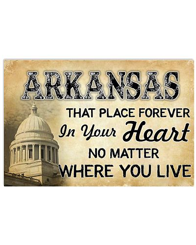 ARKANSAS THAT PLACE FOREVER IN YOUR HEART
