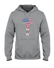AMERICA PERU ROOTS Hooded Sweatshirt thumbnail