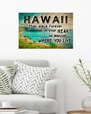 HAWAII THAT PLACE FOREVER IN YOUR HEART 24x16 Poster poster-landscape-24x16-lifestyle-01