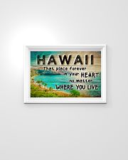 HAWAII THAT PLACE FOREVER IN YOUR HEART 24x16 Poster poster-landscape-24x16-lifestyle-02