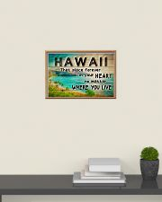 HAWAII THAT PLACE FOREVER IN YOUR HEART 24x16 Poster poster-landscape-24x16-lifestyle-09