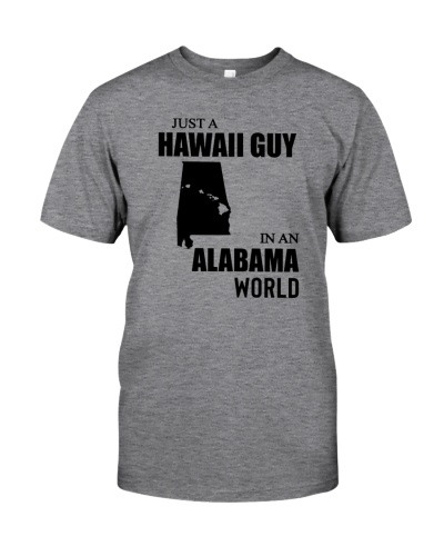 JUST A HAWAII GUY IN AN ALABAMA WORLD