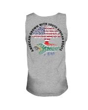 AMERICAN GROWN WITH SOUTH AFRICAN ROOTS Unisex Tank thumbnail