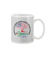 AMERICAN GROWN WITH SOUTH AFRICAN ROOTS Mug thumbnail