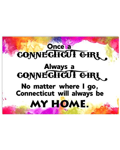CONNECTICUT WILL ALWAYS BE MY HOME