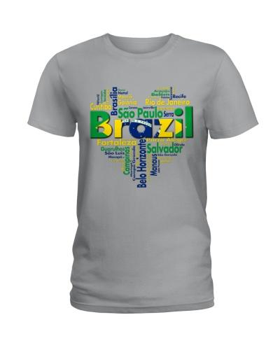BRAZIL HEART