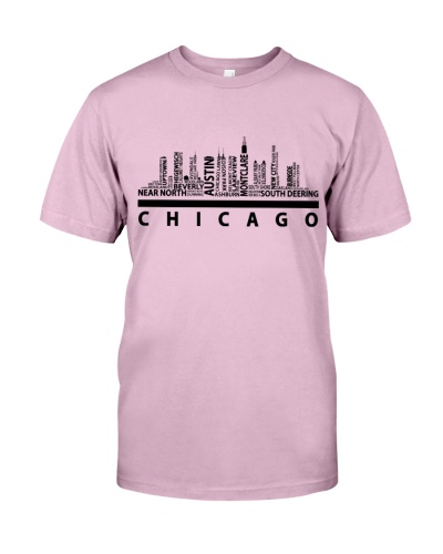 CHICAGO CITIES TEXT