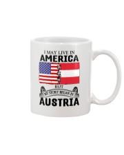 LIVE IN AMERICA BEGAN IN AUSTRIA ROOT WOMEN Mug thumbnail