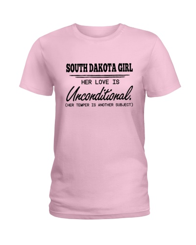 SOUTH DAKOTA GIRL HER LOVE IS UNCONDITIONAL