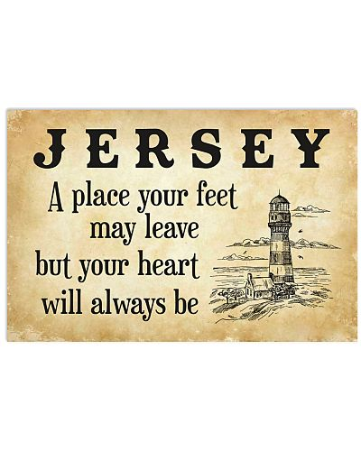 JERSEY A PLACE YOUR HEART WILL ALWAYS BE