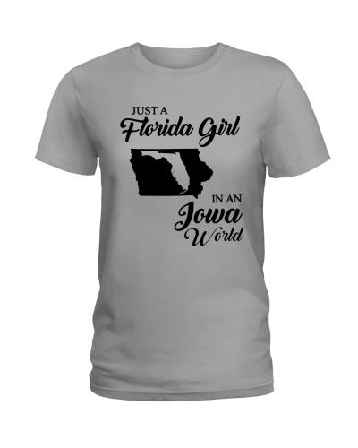 JUST A FLORIDA GIRL IN AN IOWA WORLD