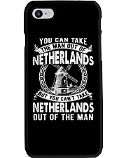 NETHERLANDS YOU CAN'T TAKE OUT OF THE MAN Phone Case thumbnail