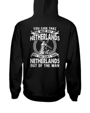 NETHERLANDS YOU CAN'T TAKE OUT OF THE MAN Hooded Sweatshirt thumbnail