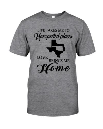 OKLAHOMA TEXAS LOVE BRINGS ME HOME
