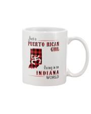 PUERTO RICAN GIRL LIVING IN INDIANA WORLD Mug thumbnail