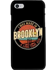 I WAS MADE IN BROOKLYN A LONG TIME AGO Phone Case thumbnail
