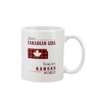 CANADIAN GIRL LIVING IN KANSAS WORLD Mug thumbnail