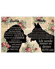 Deutscher Schäferhund - German Shepherd 24x16 Poster front