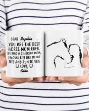 You are the best horse mom ever Mug ceramic-mug-lifestyle-38