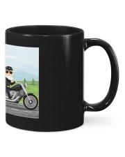 Baby Lass Uns Motorradfahren Mug thumbnail