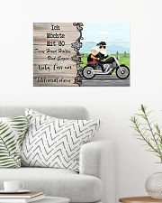 Baby Lass Uns Motorradfahren 24x16 Poster poster-landscape-24x16-lifestyle-01