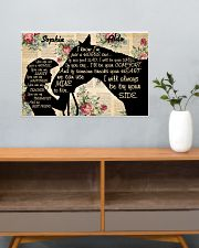 You are not just a Horse 24x16 Poster poster-landscape-24x16-lifestyle-25