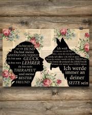Deutscher Schäferhund - German Shepherd 24x16 Poster aos-poster-landscape-24x16-lifestyle-15
