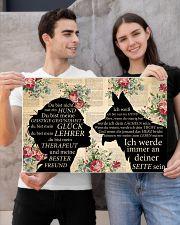 Deutscher Schäferhund - German Shepherd 24x16 Poster poster-landscape-24x16-lifestyle-21