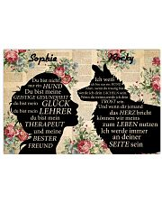 Border Collie 24x16 Poster front