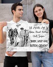 Baby Lasst uns reiten gehen 24x16 Poster poster-landscape-24x16-lifestyle-21