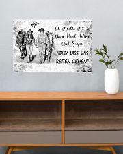 Baby Lasst uns reiten gehen 24x16 Poster poster-landscape-24x16-lifestyle-25