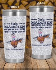 Some Girls Go Riding And Drink Too Much 20oz Tumbler aos-20oz-tumbler-lifestyle-front-58
