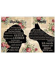 Französische Bulldogge - French Bulldog 24x16 Poster front