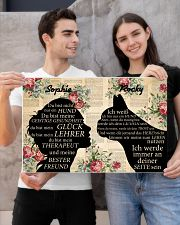 Französische Bulldogge - French Bulldog 24x16 Poster poster-landscape-24x16-lifestyle-21