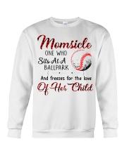 Baseball tshirt 24 Crewneck Sweatshirt thumbnail