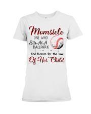 Baseball tshirt 24 Premium Fit Ladies Tee thumbnail