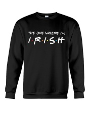 Happy St Patrick's day Crewneck Sweatshirt thumbnail