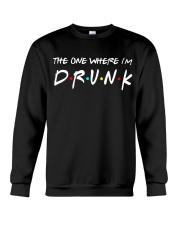 The one where i am  Crewneck Sweatshirt thumbnail
