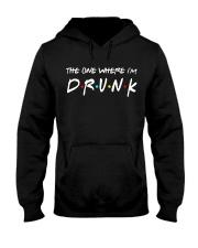 The one where i am  Hooded Sweatshirt thumbnail