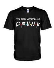 The one where i am  V-Neck T-Shirt thumbnail